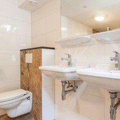 Отель Allure Garden Apartments Нидерланды, Амстердам - отзывы, цены и фото номеров - забронировать отель Allure Garden Apartments онлайн ванная фото 2