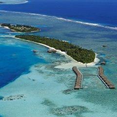 Отель Medhufushi Island Resort спортивное сооружение