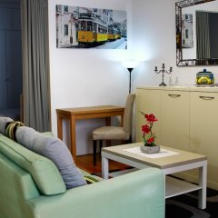 Отель Villa Bolhão Apartamentos комната для гостей