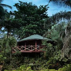 Отель Bom Bom Principe Island вид на фасад фото 2