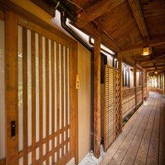 Отель Yufuin Nobiru Sansou Хидзи бассейн фото 2