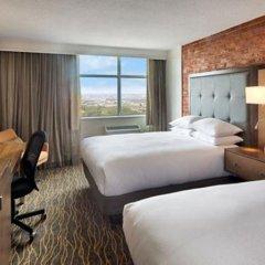 Travelodge Hotel Toronto Airport комната для гостей фото 5