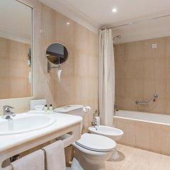 Отель Enotel Quinta Do Sol Португалия, Фуншал - 1 отзыв об отеле, цены и фото номеров - забронировать отель Enotel Quinta Do Sol онлайн ванная фото 2