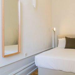 Отель Oportonow-bolhão сейф в номере