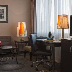 Renaissance Manchester City Centre Hotel 4* Стандартный номер с различными типами кроватей фото 4