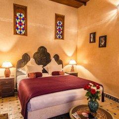 Отель Riad Sidi Fatah Марокко, Рабат - отзывы, цены и фото номеров - забронировать отель Riad Sidi Fatah онлайн комната для гостей фото 7