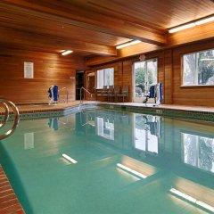 Отель Best Western Plus Cascade Inn & Suites бассейн фото 2