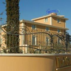 Отель Villa Michelangelo балкон