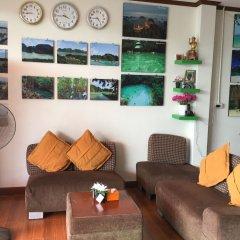 Отель Pro Chill Krabi Guesthouse Таиланд, Краби - отзывы, цены и фото номеров - забронировать отель Pro Chill Krabi Guesthouse онлайн интерьер отеля