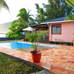 Отель Tahiti Surf Beach Paradise комната для гостей фото 2