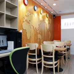 Отель K-Pop Residence Myeong Dong Ii Сеул помещение для мероприятий фото 2