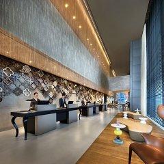 JW Marriott Hotel Singapore South Beach интерьер отеля фото 3