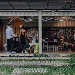 The Yard Hostel Бангкок интерьер отеля фото 2