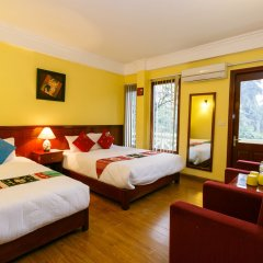 Fansipan View Hotel комната для гостей