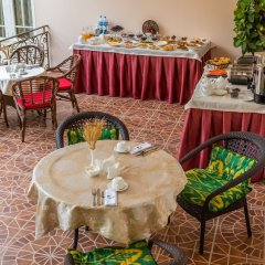 Отель L'Argamak Hotel Узбекистан, Самарканд - отзывы, цены и фото номеров - забронировать отель L'Argamak Hotel онлайн питание фото 3