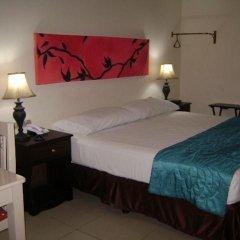 Hotel Santa Fe Грасьяс сейф в номере