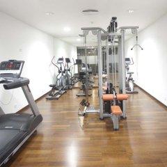Hotel Carris Marineda фитнесс-зал фото 4
