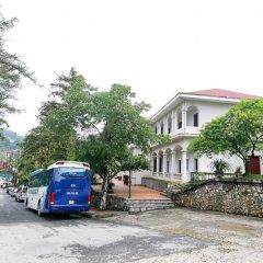 Cong Doan Sapa - Trade Union Hotel парковка