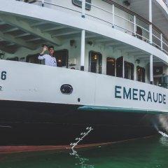 Отель Emeraude Classic Cruises Вьетнам, Халонг - отзывы, цены и фото номеров - забронировать отель Emeraude Classic Cruises онлайн городской автобус