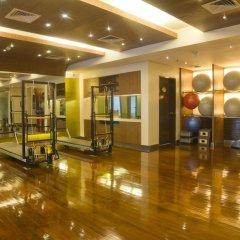 Отель The Manila Hotel Филиппины, Манила - 2 отзыва об отеле, цены и фото номеров - забронировать отель The Manila Hotel онлайн фитнесс-зал фото 2