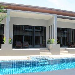 Отель Alphabeto Resort бассейн