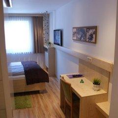 Апартаменты Apartment Auwirt Халлайн удобства в номере фото 2