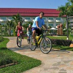 Отель Sokha Beach Resort спортивное сооружение