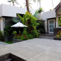Отель Aonang Paradise Resort парковка