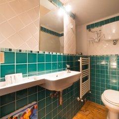 Отель Senese 25A - Keys Of Italy Флоренция ванная