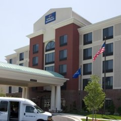 Отель Holiday Inn Express-Washington DC городской автобус