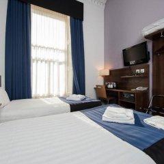Отель Piries Hotel Великобритания, Эдинбург - отзывы, цены и фото номеров - забронировать отель Piries Hotel онлайн комната для гостей фото 4