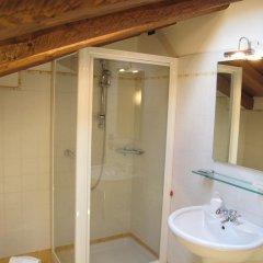 Отель La Casa Vecchia Вальдоббьадене ванная