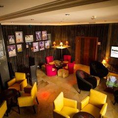 Отель Swiss International Mabisel Port Harcourt Нигерия, Порт-Харкорт - отзывы, цены и фото номеров - забронировать отель Swiss International Mabisel Port Harcourt онлайн интерьер отеля фото 3