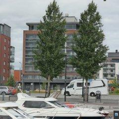 Апартаменты Local Nordic Apartments - Arctic Fox Ювяскюля парковка