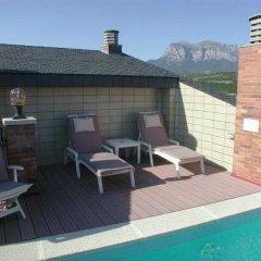 Отель Hostal Dos Rios Испания, Аинса - отзывы, цены и фото номеров - забронировать отель Hostal Dos Rios онлайн бассейн