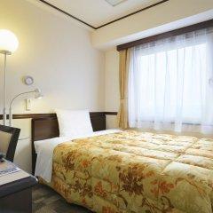 Отель Toyoko Inn Hakata Nishi-Nakasu Фукуока комната для гостей