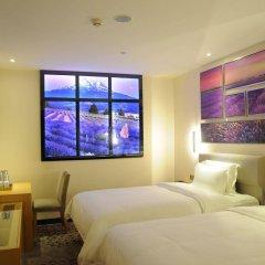 Отель Tianyu Hotel Китай, Гуанчжоу - отзывы, цены и фото номеров - забронировать отель Tianyu Hotel онлайн комната для гостей фото 2