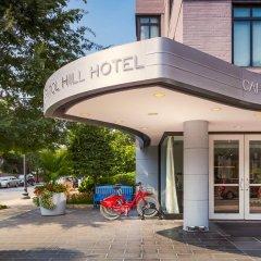 Отель Capitol Hill Hotel США, Вашингтон - 1 отзыв об отеле, цены и фото номеров - забронировать отель Capitol Hill Hotel онлайн вид на фасад