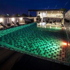 Отель The Seens Hotel Таиланд, Краби - отзывы, цены и фото номеров - забронировать отель The Seens Hotel онлайн бассейн фото 3