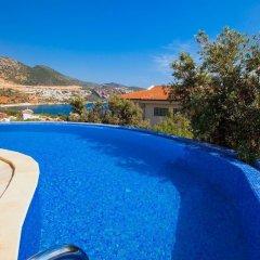 Villa Air Турция, Калкан - отзывы, цены и фото номеров - забронировать отель Villa Air онлайн бассейн