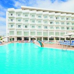 Отель Da Praia Norte фитнесс-зал