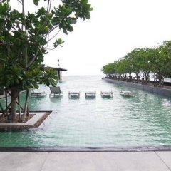 Отель Reflection Jomtien Beach Condo By Dome Паттайя бассейн фото 3