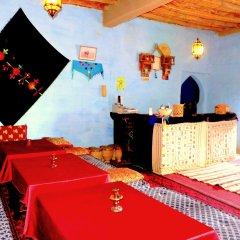 Отель Гостевой дом La Vallée des Dunes Марокко, Мерзуга - отзывы, цены и фото номеров - забронировать отель Гостевой дом La Vallée des Dunes онлайн интерьер отеля