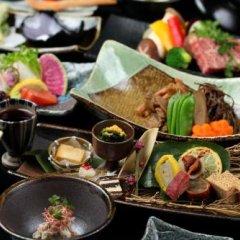 Отель Shinmeikan Япония, Минамиогуни - отзывы, цены и фото номеров - забронировать отель Shinmeikan онлайн питание