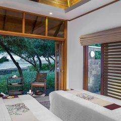 Отель Sheraton Maldives Full Moon Resort & Spa Мальдивы, Остров Фуранафуши - отзывы, цены и фото номеров - забронировать отель Sheraton Maldives Full Moon Resort & Spa онлайн комната для гостей