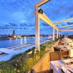Отель Riva Arun Bangkok пляж фото 2