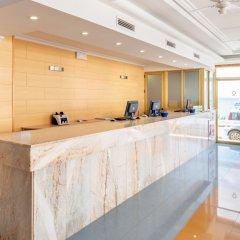 Отель Apartamentos Panoramic интерьер отеля