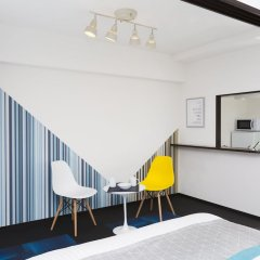 Отель Residence Hakata 4 Хаката удобства в номере
