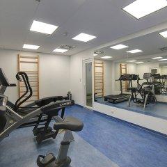 Spa Hotel Thermal Карловы Вары фитнесс-зал фото 4