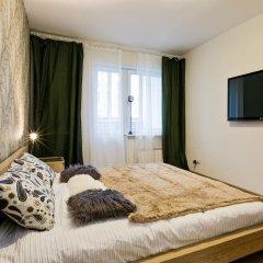 Гостиница Cheap and Cozy Vernadskogo комната для гостей фото 2